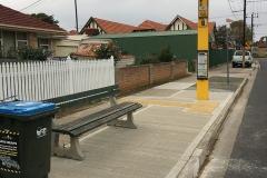 0A Bus stop 10 Garden Tce